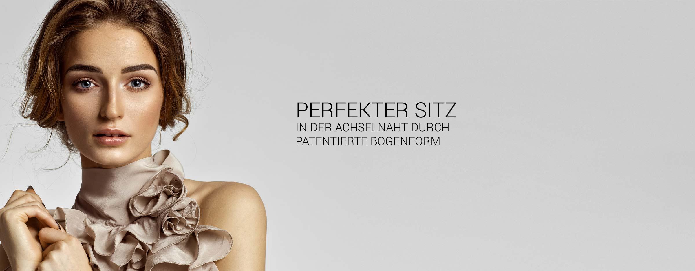 Achselpads von softwings -perfekter Sitz durch patentierte Passform