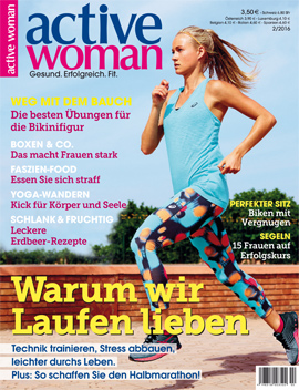 Achselpads von softwings in active woman