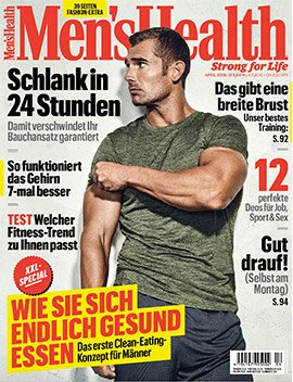 Achselpads von softwings -in Mens Health